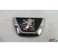 Эмблема Peugeot 4007 (02.2008 - 05.2014)